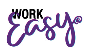 Work Easy logo